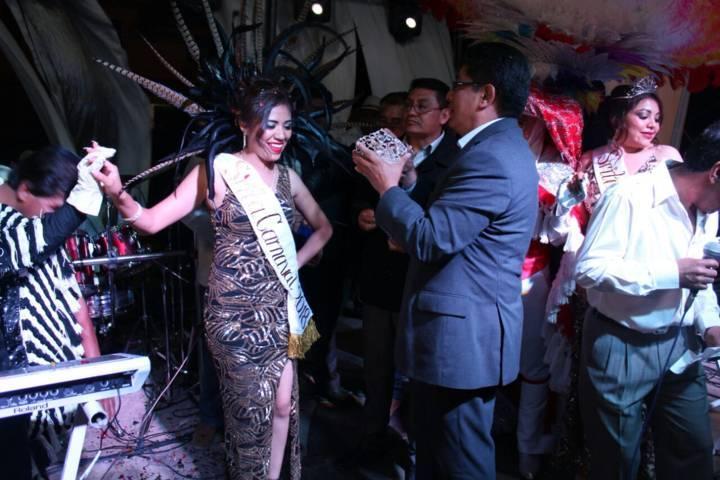 Con más de 35 años de tradición arrancó carnaval Huactzinco 2018