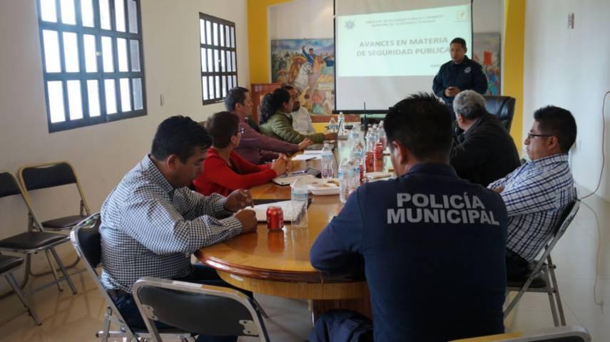 Ayuntamiento fortalece el sistema municipal de Seguridad Pública