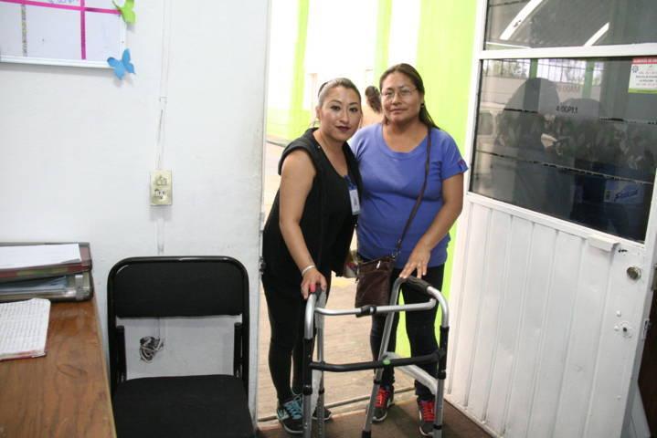 Apoyar a los grupos vulnerables es parte de nuestro trabajo: Hernández Caporal