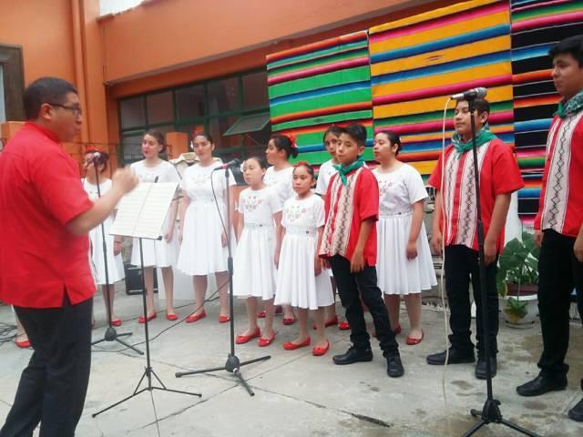 Organiza Contla fiesta y tradición para festejar mes patrio