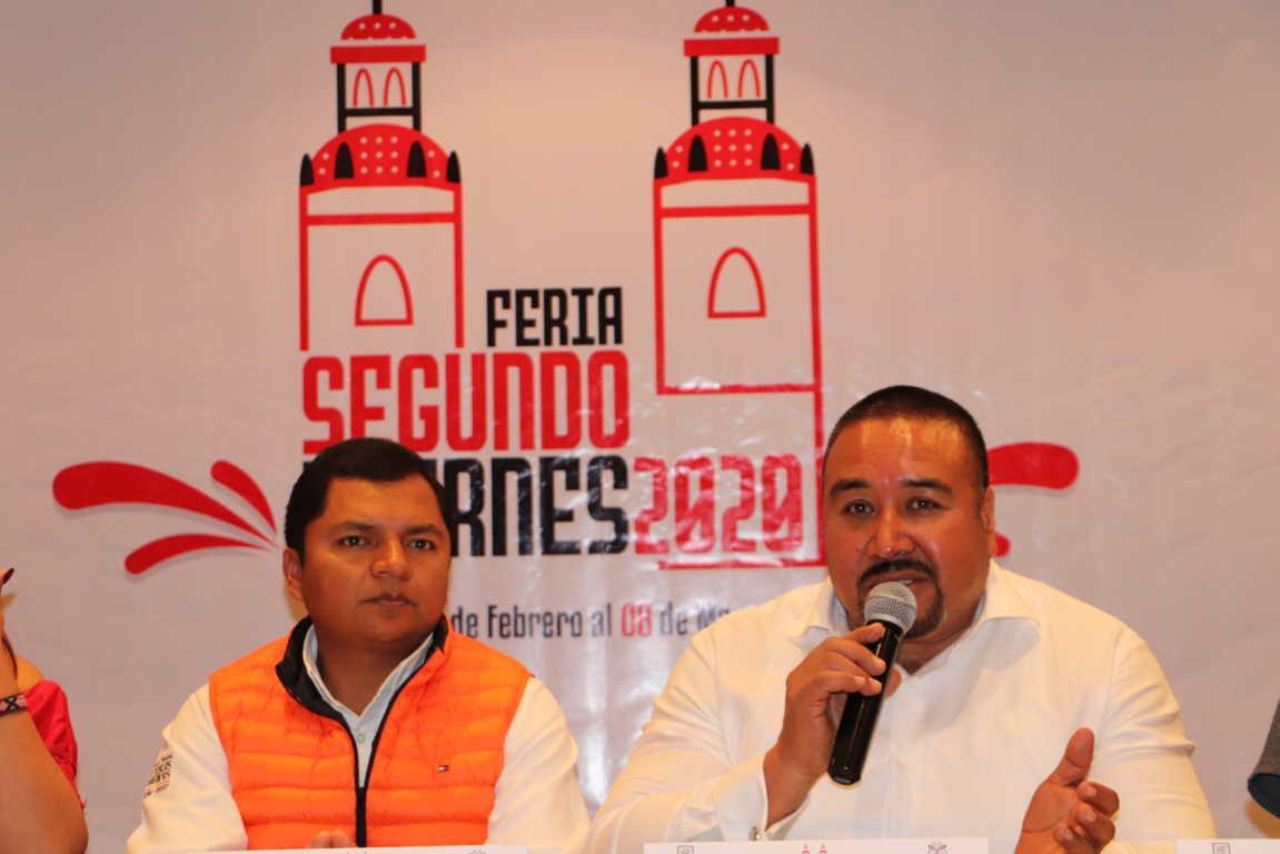 Feria del Segundo Viernes en Xicohtzinco espera más de 40 mil asistentes