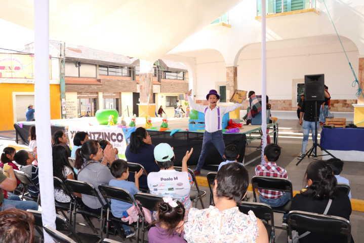 Realiza Xicohtzinco Festival Familiar