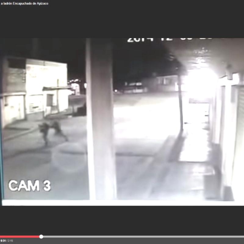 Ataca de nuevo el sicópata ahora en Tetla