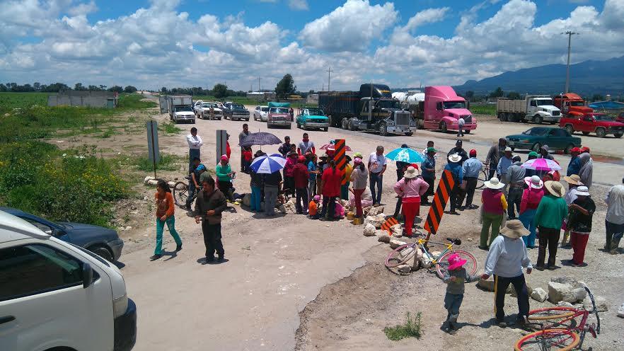 Destraban autoridades federales conflicto en Xalpatlahuaya