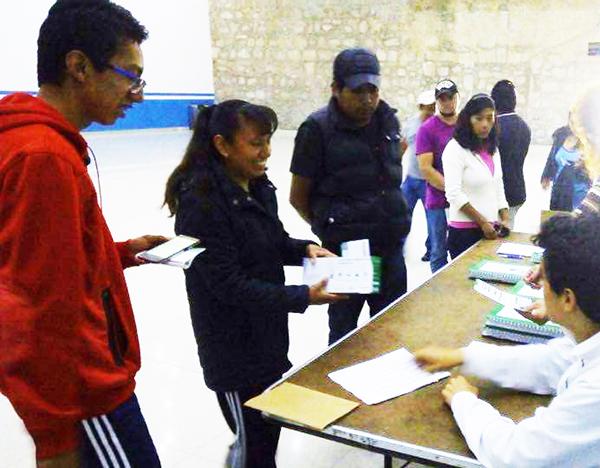 Ayuntamiento de Huamantla realiza acciones para beneficio familiar