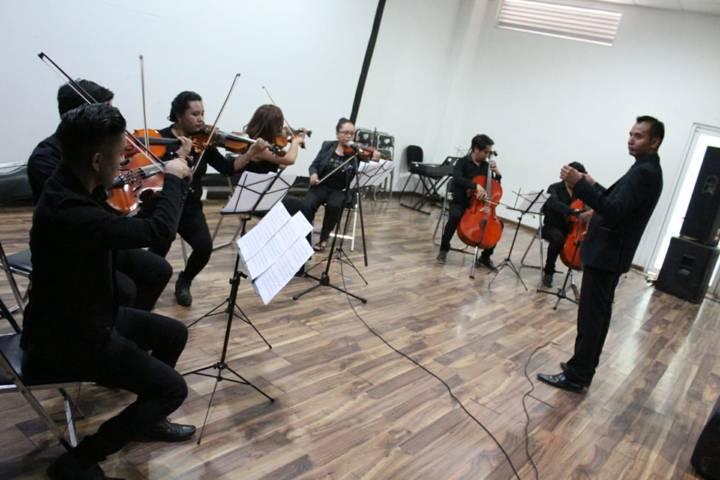 Escuela de música de SPM ofreció un concierto para celebrar a las mamas en su día