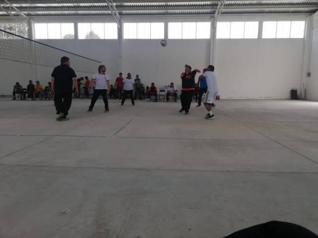Alcalde fomenta el deporte con un torneo relámpago intermunicipal