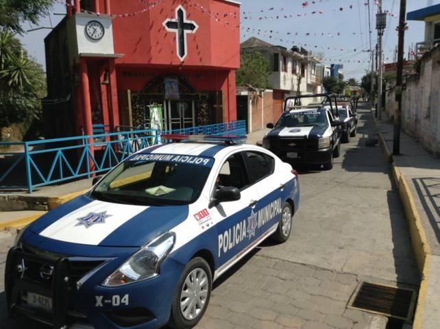 Realiza Policía Municipal de Xicohtzinco acciones para bajar el índice delictivo