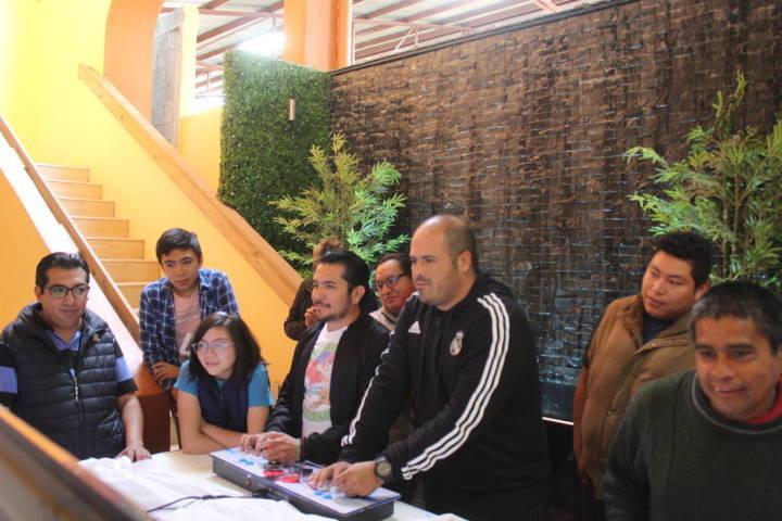 Alcalde en sana convivencia festeja a los papás del municipio