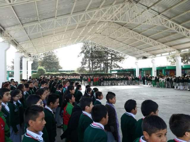 En Calpulalpan arrancó el Programa Nacional de Prevención de la Violencia Escolar