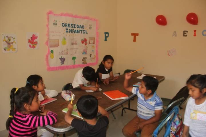 Fomentemos valores y la sana convivencia entre los niños: Pérez Rojas