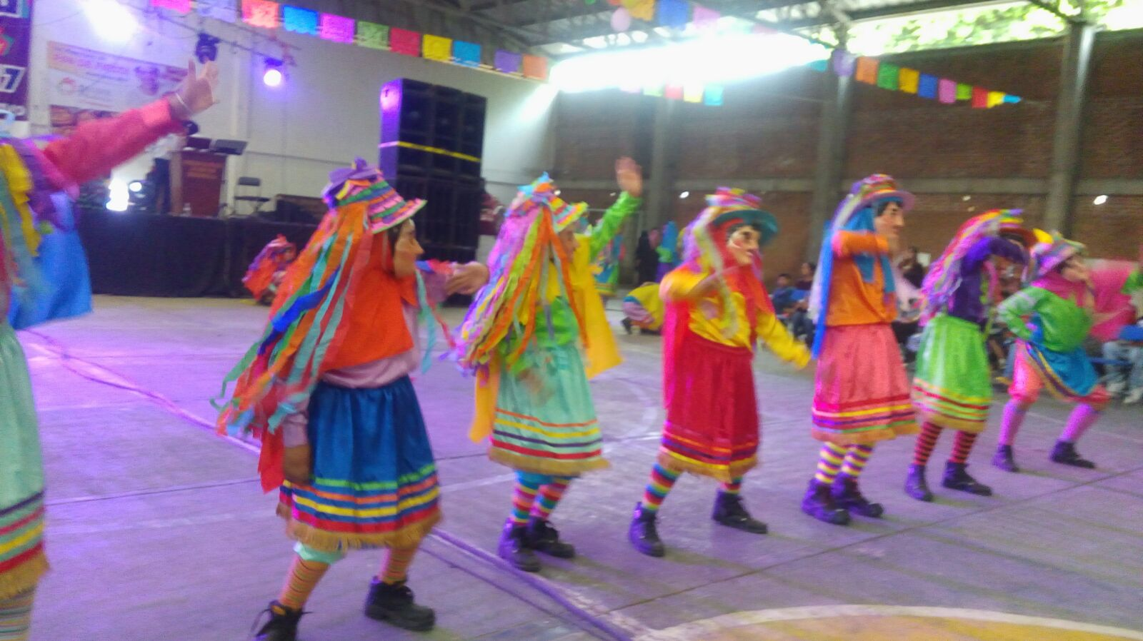 """Concluye con éxito la """"1ra Expo feria del Pan de Fiesta Huactzinco 2017"""""""