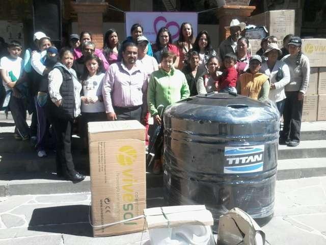 Mejorar la calidad de vida de los pobladores es mi prioridad: León Garfias