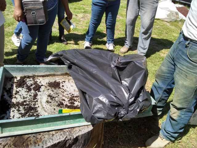 Ayuntamiento apoya a productores con taller de germinación de jitomate