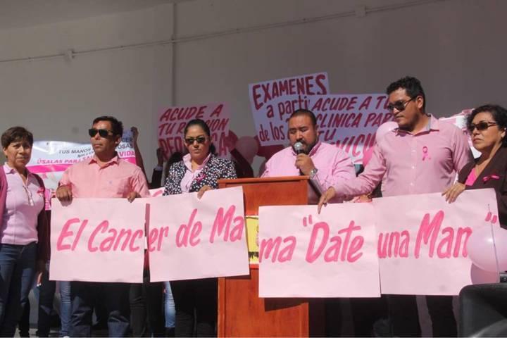 Nuestras familias y el municipio las necesitamos sanas: Badillo Jaramillo