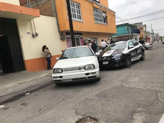 Seguridad municipal desmienten rumor de policías que participaron en accidente