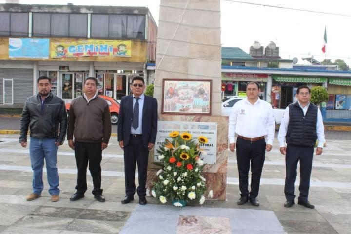 Alcalde conmemora el 171 aniversario de la Gesta Heroica de Chapultepec