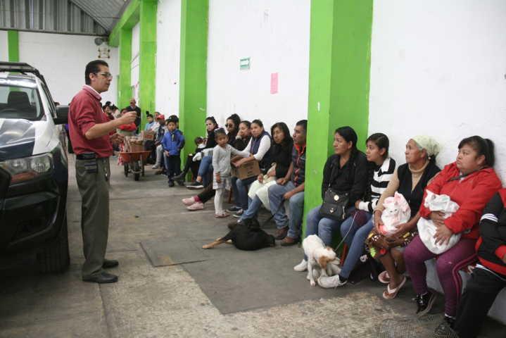 Con la campaña de esterilización evitamos proliferación de perros y gatos: regidora
