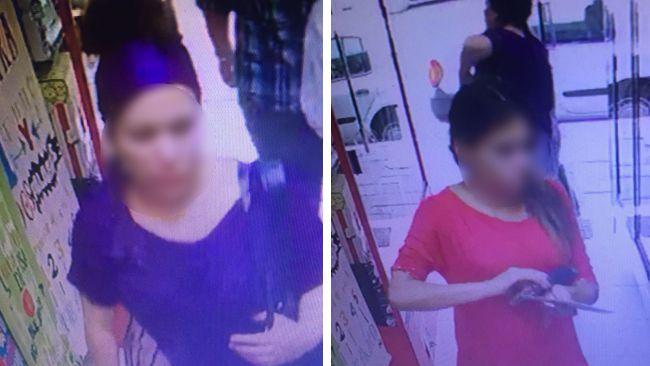Reina de la feria de Tetla entra con su mamá a robar tienda en Apizaco