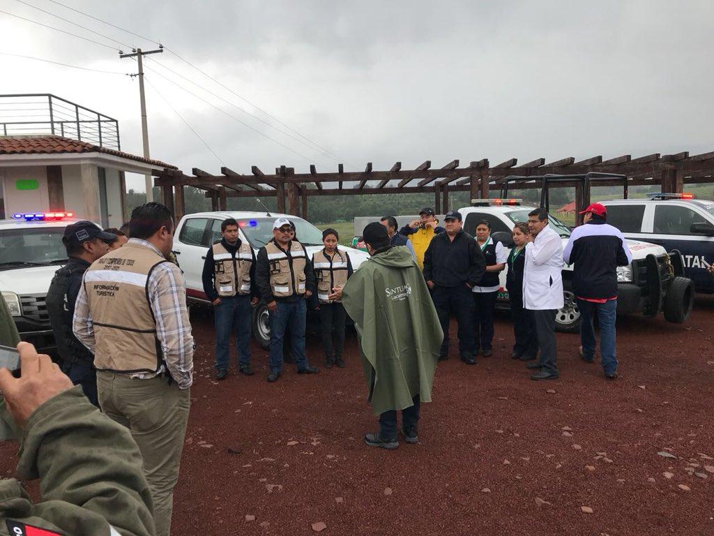 Inicia Operativo Luciérnagas 2018 con la participación de 24 dependencias