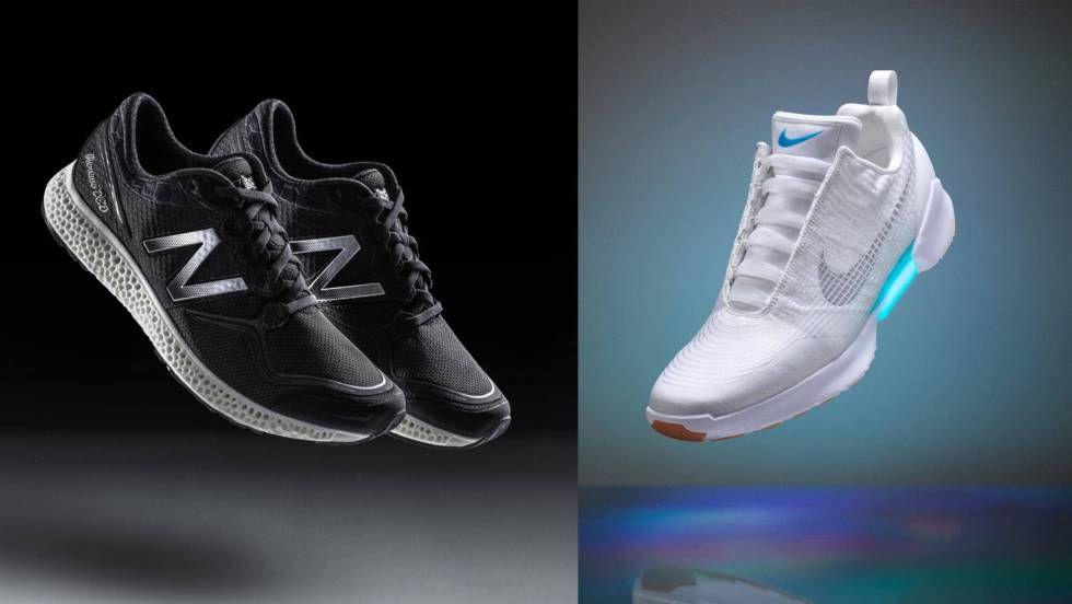 ¡Ya es una realidad! Los tenis Nike inspirados en Volver al Futuro