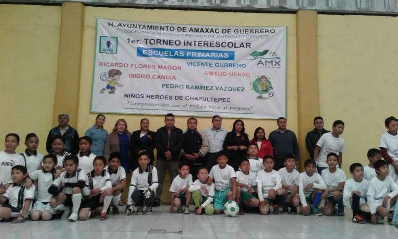 Ayuntamiento promueve el deporte para fortalecer la disciplina en los niños