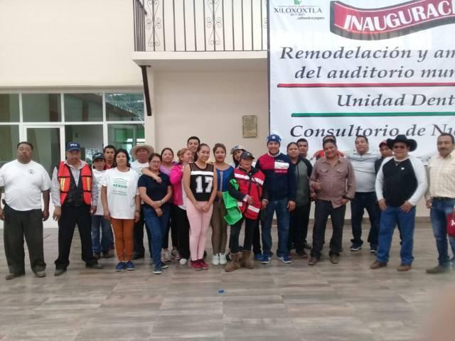 Se sumó Xiloxoxtla a la jornada Nacional Limpiemos Nuestro México