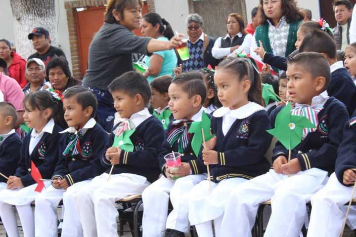 Alcalde de Totolac encabeza Gesta Heroica de los Niños Héroes de Chapultepec