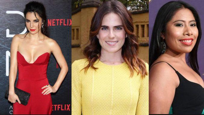 Estas son las actrices del famoso chat anti-Yalitza Aparicio