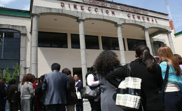 De haber recorte presupuestal, se declararán en huelga en el COBAT