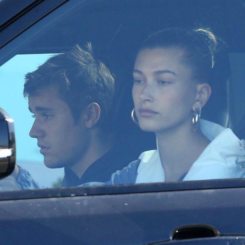 Justin Bieber hace supuesta broma de embarazo con su esposa