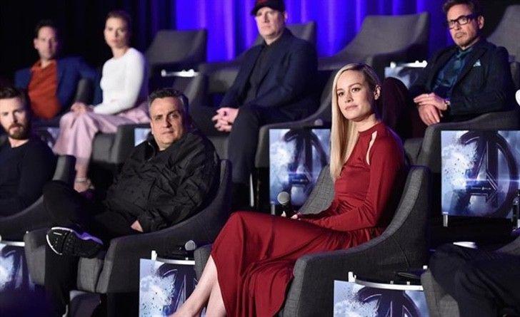 Elenco de Avengers honra a sus compañeros fallecidos dejando asientos vacíos