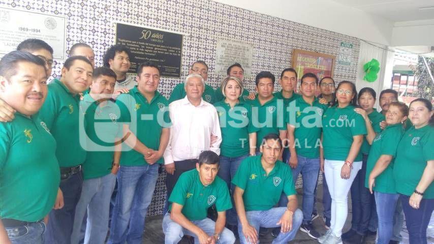 En 50 años la Esc. Cárdenas del Rio ha traído el desarrollo al municipio: alcalde