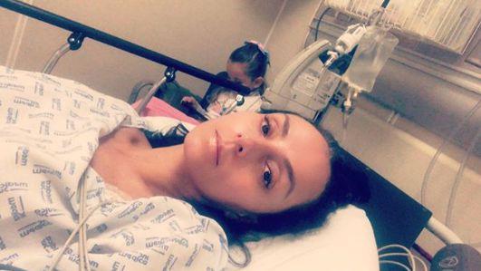 Internan de emergencia a Ivonne Montero por fuerte dolor de espalda