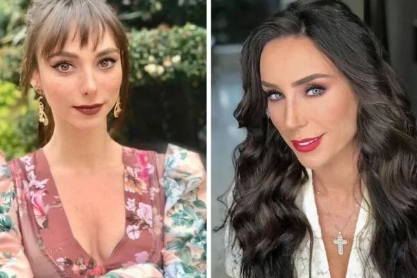 Cachan a Natalia Téllez coquetear con el esposo de Inés Gómez-Mont