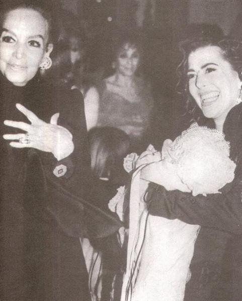 Comprueban que María Félix es madrina de Frida Sofía