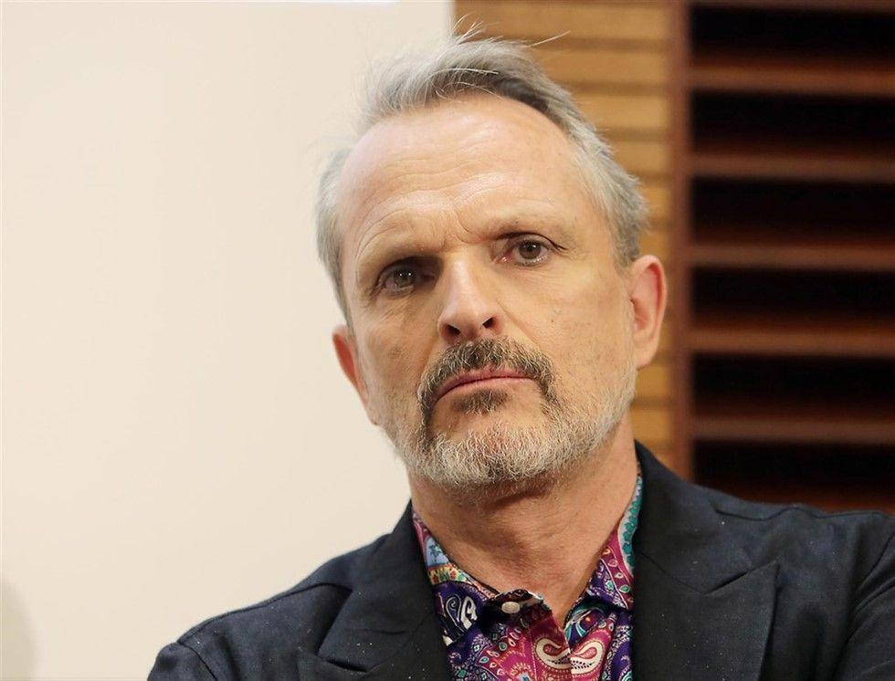Revela Clarividente cáncer de Miguel Bosé