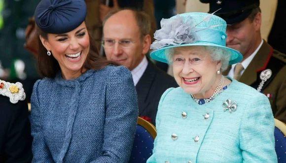 Kate Middleton, podría ser la nueva reina de Inglaterra