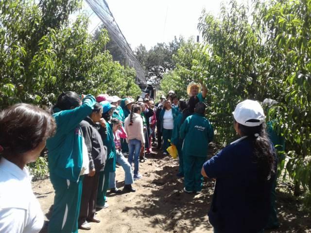 El DIF municipal celebra a los abuelitos con una visita a Altzayanca