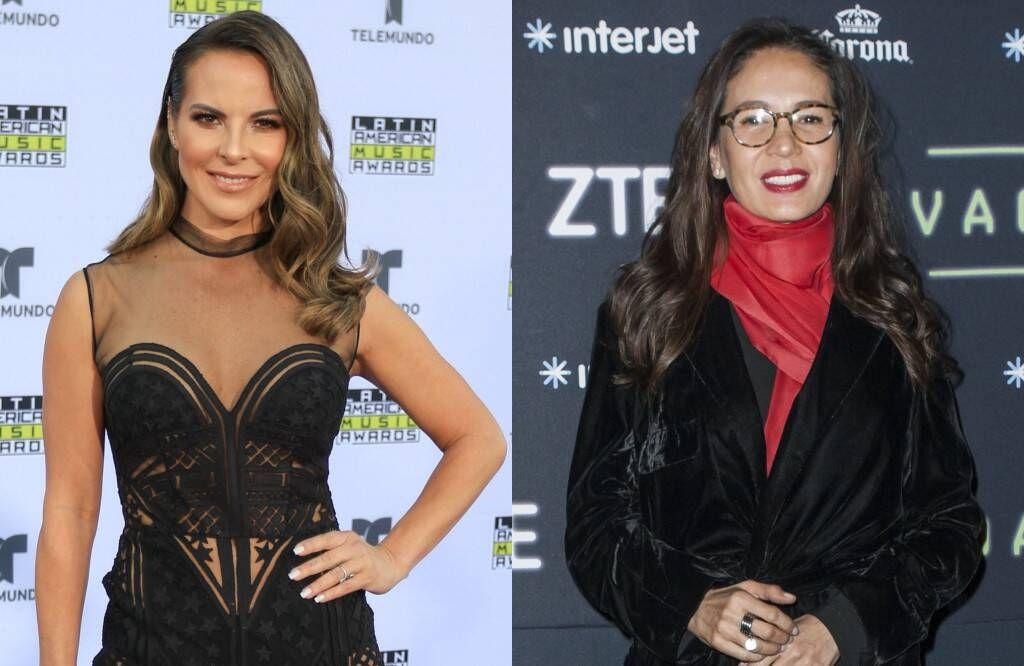 Kate del Castillo afirma que si hubo romance con Yolanda Andrade