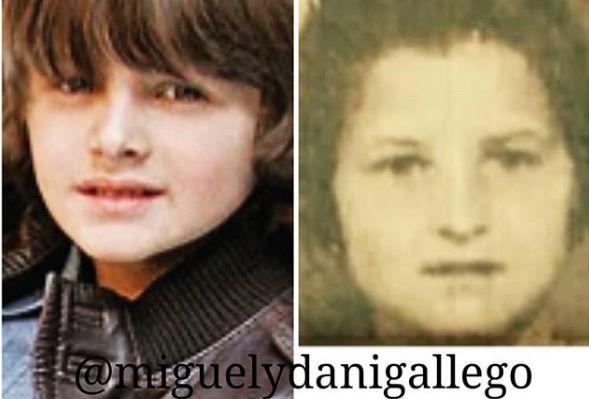 Publican foto del hijo de Luis Miguel con rasgos muy similares a Marcela Basteri