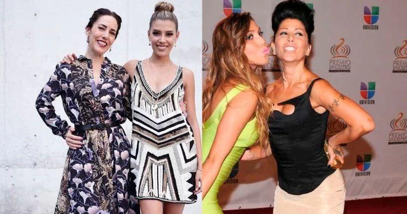 Stephania Salas niega que Ale Guzmán y Frida Sofía sean parte de la familia