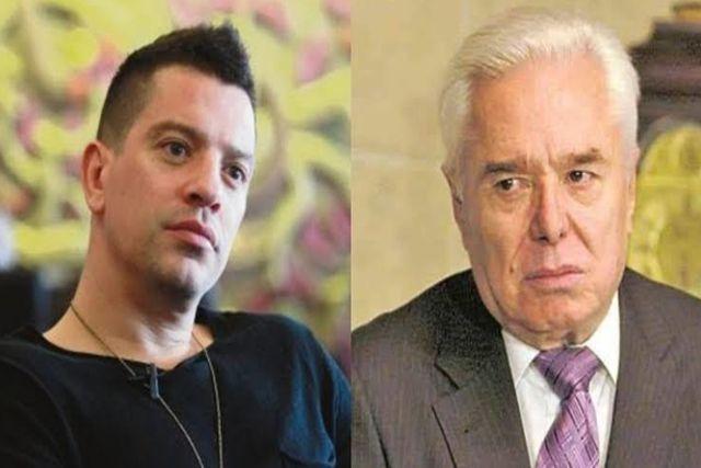 Yahir reacciona ante comentario homofóbico de Enrique Guzmán