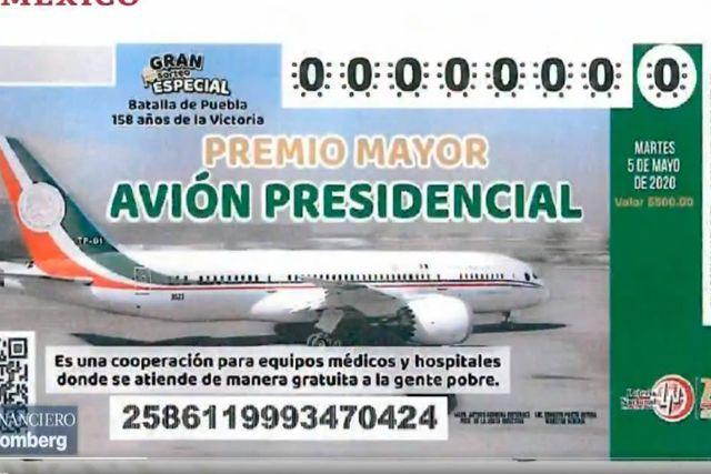 Me preocupa que el ganador del avion presidencial no pueda con los gastos; AMLO