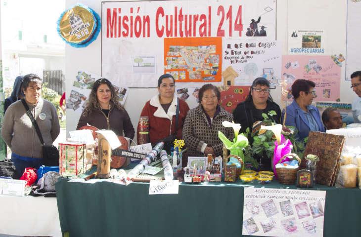 Misiones culturales de la SEPE desarrollan habilidades para diversos oficios