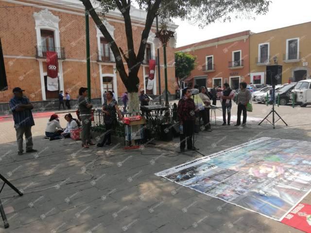 El 15 de mayo debe ser un día de lucha y no de celebración: CNTE
