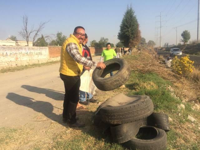 Xicohtzinco, municipio ecológicamente responsable: José Isabel Badillo Jaramillo