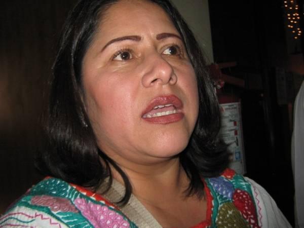 Blanca Águila prepara ataque contra AMLO y el Poder Legislativo