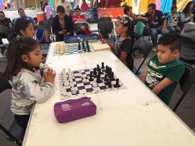 Con torneo, se consolida Xicohtzinco como capital del Ajedrez