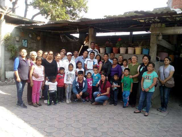 La FMV reconoce al tlaxcalteca Pedro Meza Zempoaltecatl